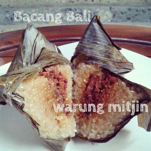 Bacang Bali, www.warungmitjin.co, Ubud-Bali