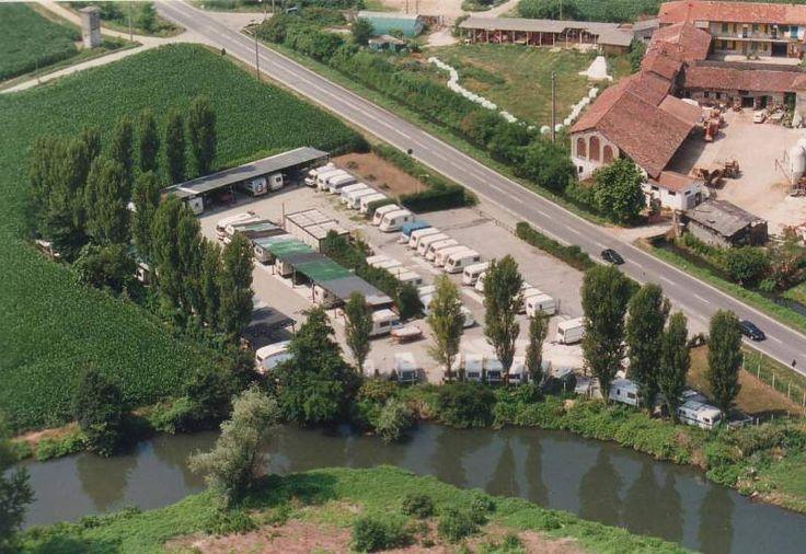 Camper Rimessaggio Milano Sud
