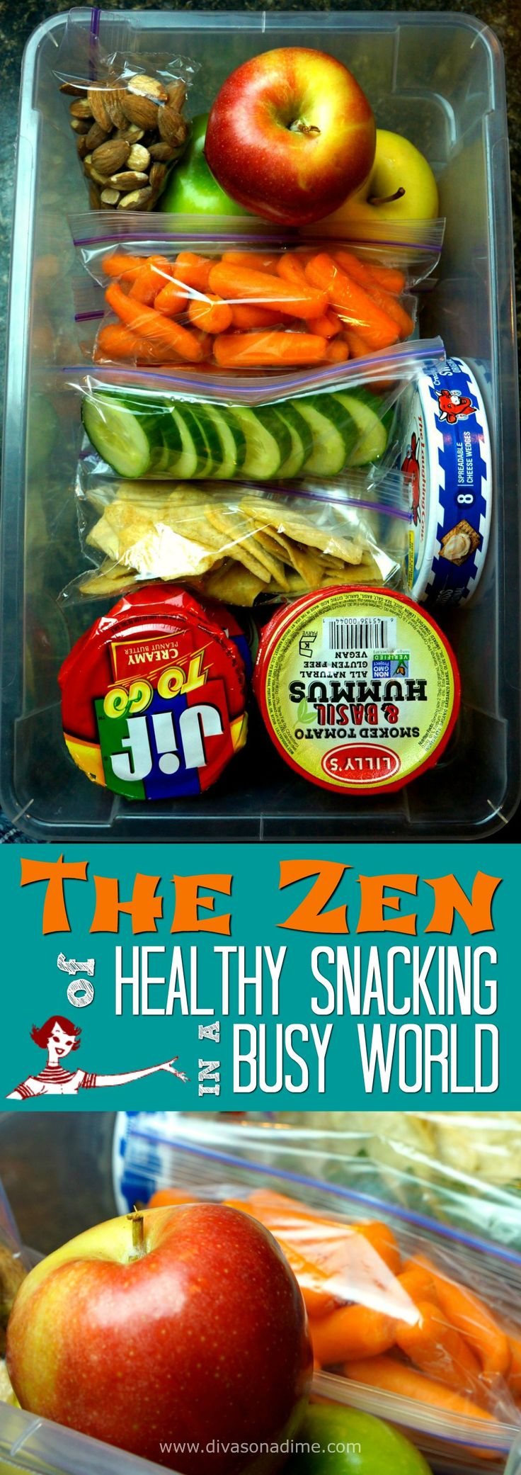 Is finding healthy snacks causing you stress? Here's the answer to the snacking…