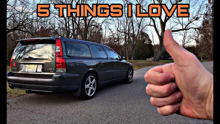 Why We Bought A Volvo V70R As Our First Project Car (Shifting Lanes)https://youtu.be/7H-dlEq6jNI