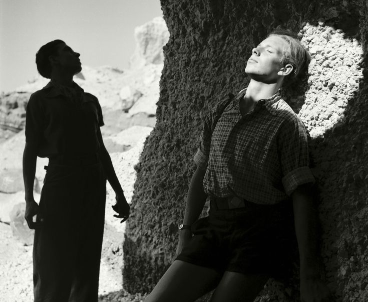 Light and Shadow. Italy. 1936. © Herbert List / Magnum Photos