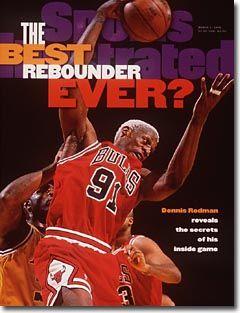 Dennis Rodman Sports Illustrated