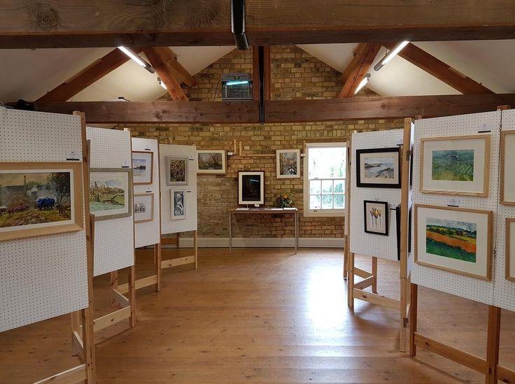 Stotfold Mill Summer Art Exhibition