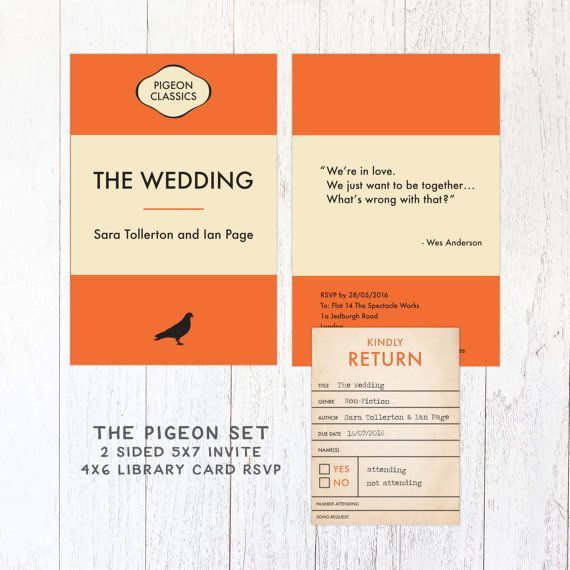 Wedding Invitation Book Style: 1000+ Images About Literary Wedding On Pinterest