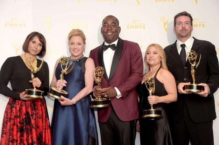 Emmy Awards: Le trône de fer la plus primée