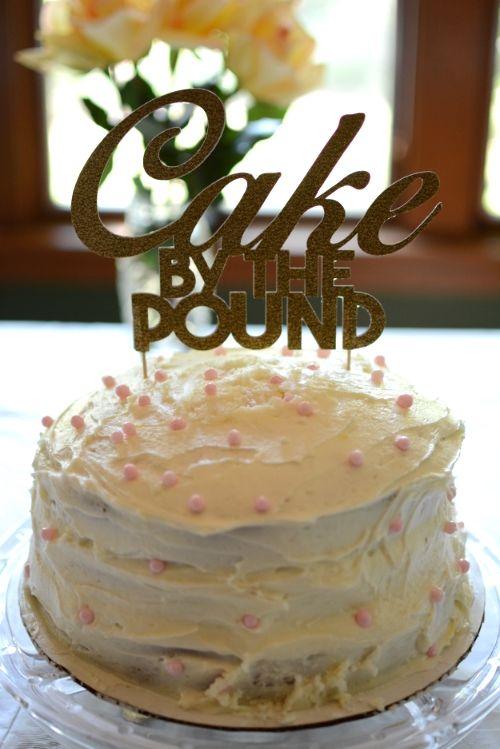 Beyoncé Cake — Cake by the Pound