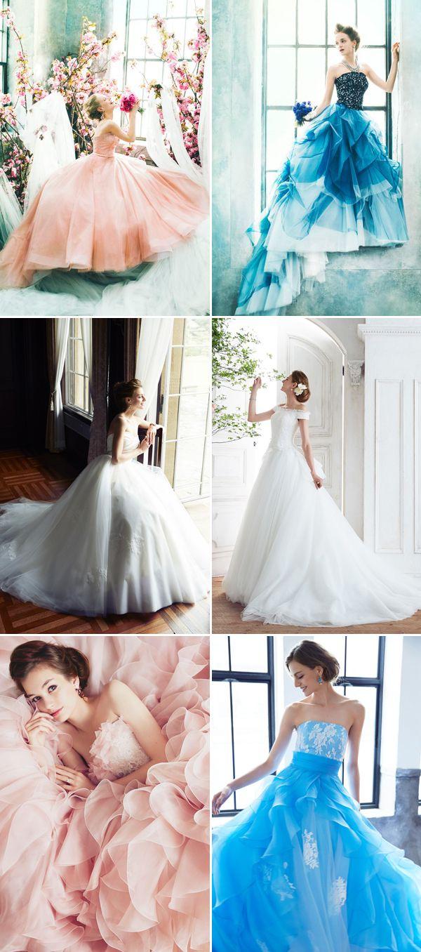 Princess-Worthy Dreams! Top 10 Japanese Wedding Dress Brands We Love!