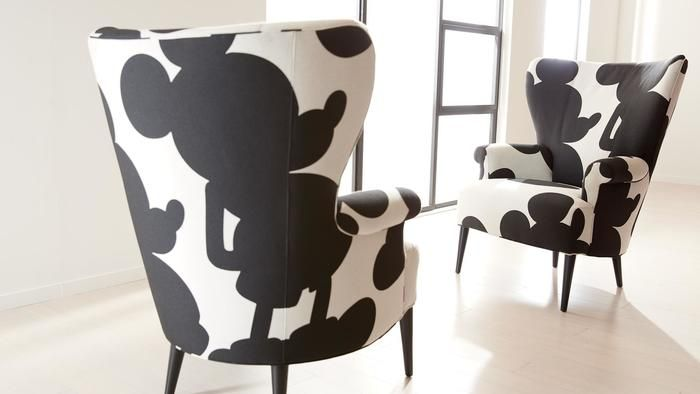 Disney Fans Will Love This New Ethan Allen Home Collection - Disney Home Decor