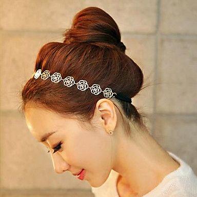 Bruiloft / Feest / Dagelijks / Causaal - Haarbanden ( Legering , Zoals Op De Afbeelding ) - EUR € 1.95