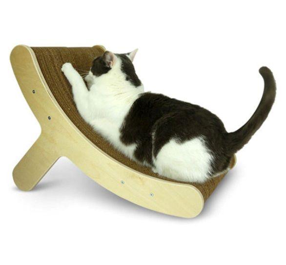 Las 25 mejores ideas sobre muebles para gato en pinterest - Estanterias para gatos ...