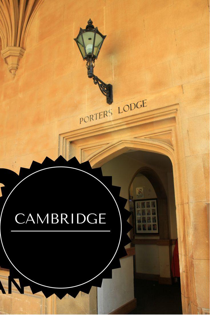 Cambridge, la famosa ciudad universitaria medieval