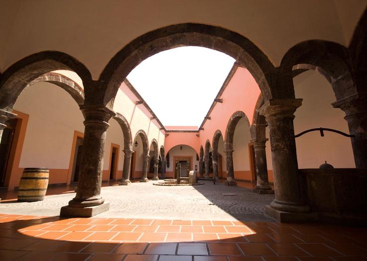 Museo Nacional del Tequila, Jalisco, México.