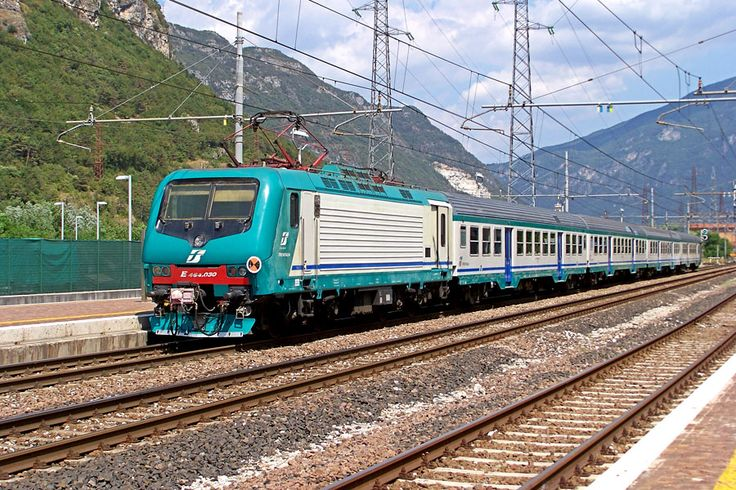 Региональный поезд Regionale