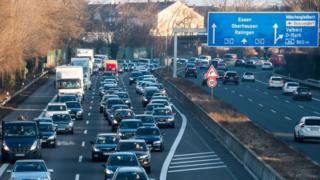 German cities can ban older diesel cars to cut pollution Latest News