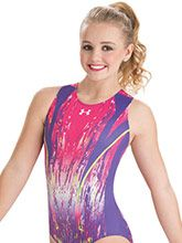 UA ArmourFuse Launch Leotard from Under Armour Gymnastics