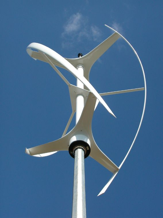 INSPIRATION  Vertical wind turbines   YOU THINK OF THE CLASSIC LINEAR TURBINE, BUT WITH THESE YOU CAN CREATE SO MANY MORE PATTERN IDEAS ALSO