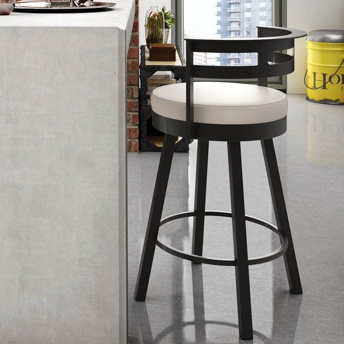 Brookford 26 63 Swivel Bar Stool For The Home In 2019