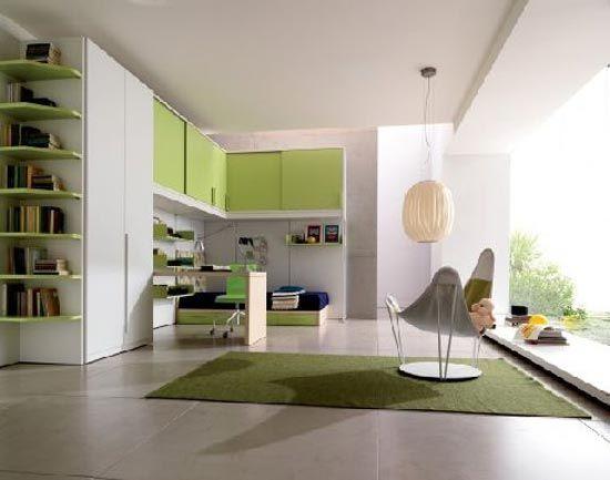 17 best images about decoraci n de dormitorios on - Dormitorios para habitaciones pequenas ...