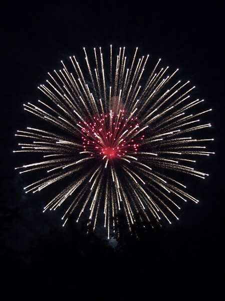Canada Day Fireworks by Ned Yeung, via Flickr
