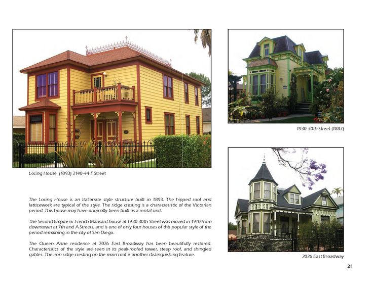Golden hills san diego victorian homes and home design for Home design san diego