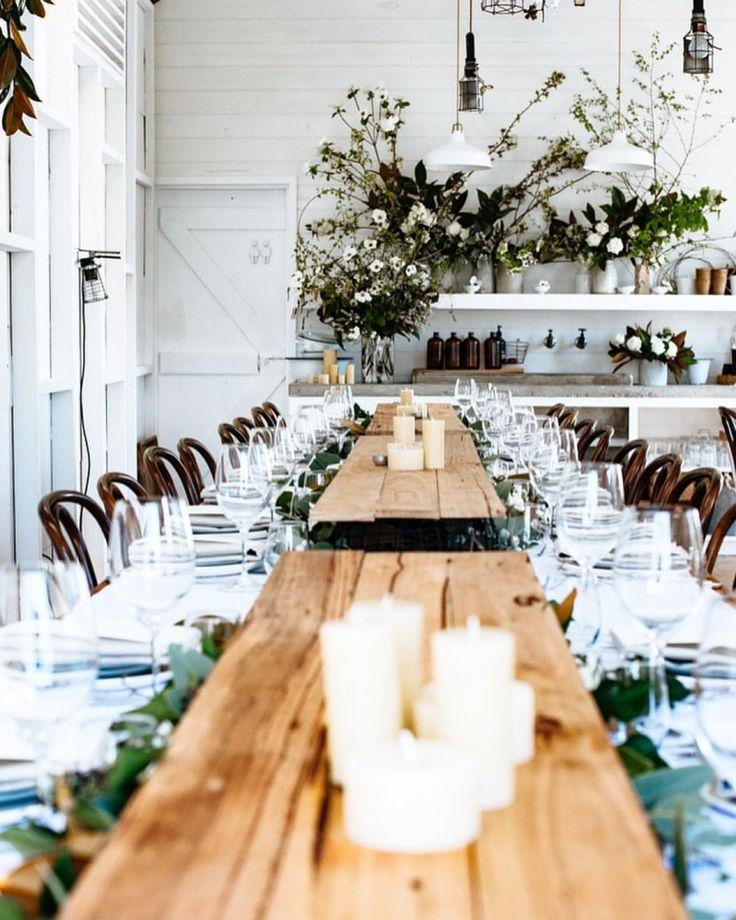 The lane list melbourne wedding décor hire pepper