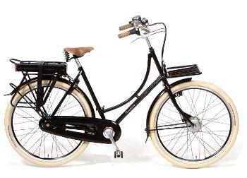 Vélo électrique hollandais Amsterdamer 1881 Big Apple