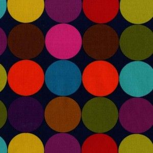 Tkanina Disco Dot Jewel Michael Miller