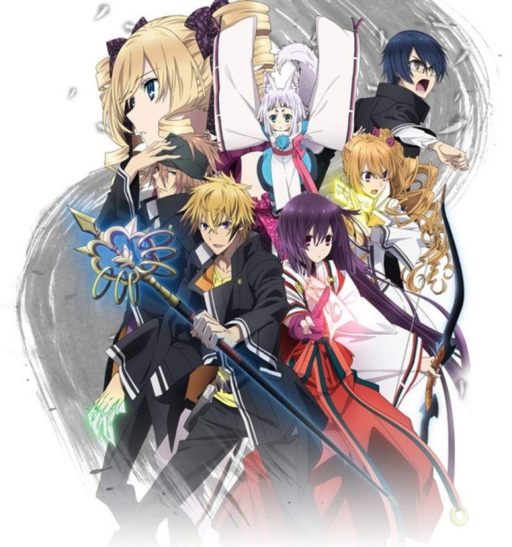 L'anime Tokyo Ravens  Previsto per ottobre 2013 #anime