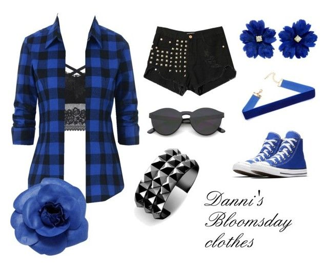 """""""Danni's bloomsday clothes"""" by marauderslife on Polyvore featuring WithChic, Tiffany & Co., Chanel and Waterford"""
