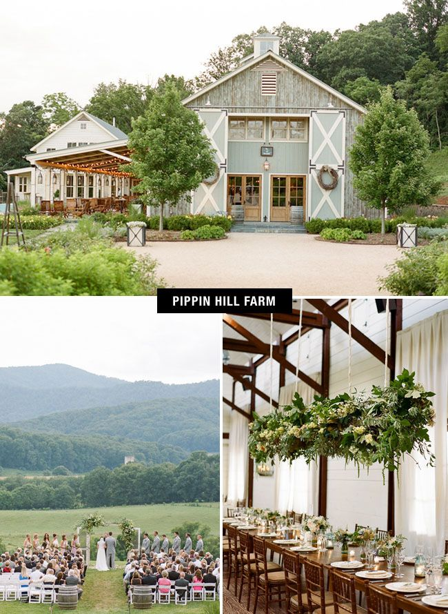 pippin hill farm in charlottesville virginia such a sweet barn for a wedding