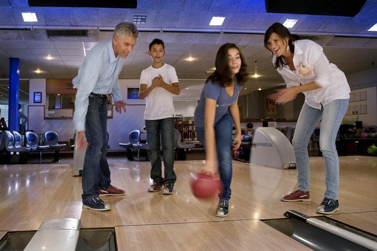Bowling alleys at Inntel Hotels Resort Zutphen