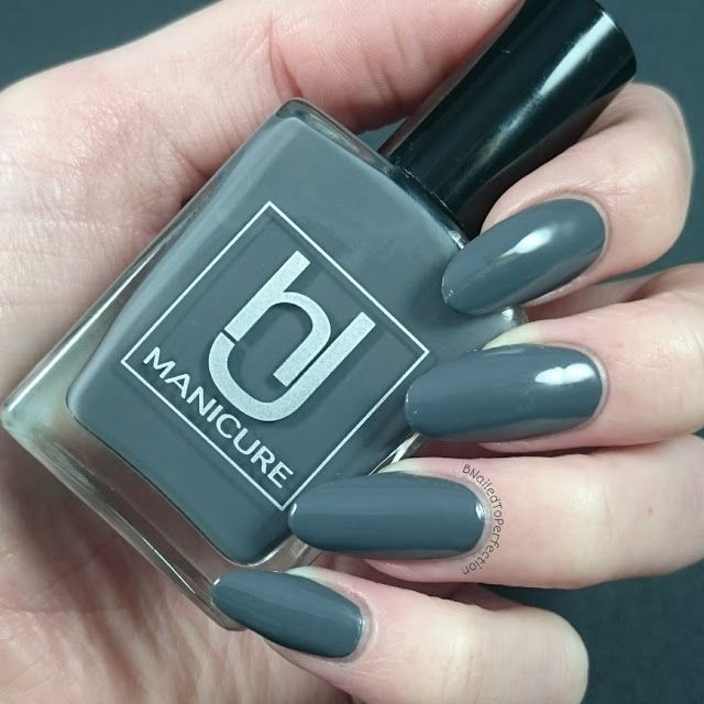 B Nailed To Perfection: HJ Manicure Swatches and Review