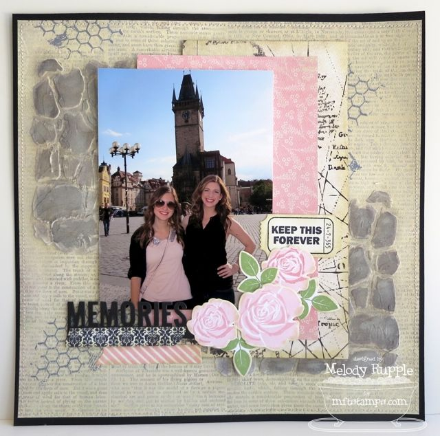 212 Best Mft Scrapbooking Ideas Images On Pinterest