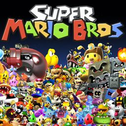 You can find all game's mario on http://supermariobrosonline.com this website have only games Super Mario Bros Online