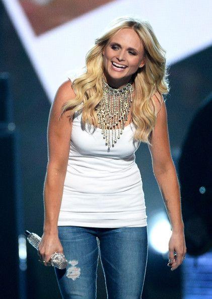 Miranda Lambert - 49th Annual Academy Of Country Music Awards - Show