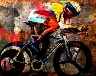 Cycling Art | Cycling Art: Alberto Contador