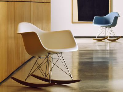chair eames rocking chair eames rocker eames rar modern rocking chairs ...