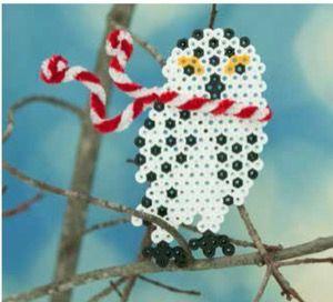 Winter & Holiday Perler Bead Patterns