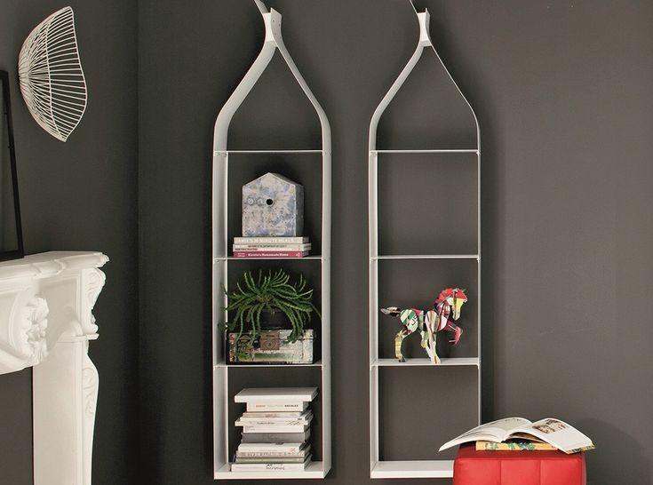Swing Narrow Bookcase by Cattelan Italia - $975.00