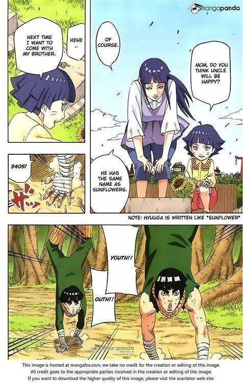 Hinata and Himawari: There are no words to describe how lovely this is. Uzumaki Naruto | Hyuga Hinata | NaruHina