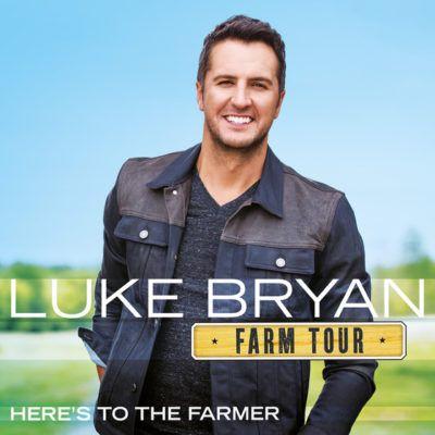 "Luke Bryan's Farm Tour EP, ""Farm Tour…Here's To The Farmer"" Coming This Fall"