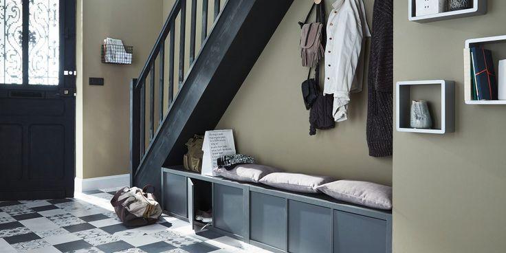j 39 optimise l 39 espace dans mon couloir hall entr es. Black Bedroom Furniture Sets. Home Design Ideas