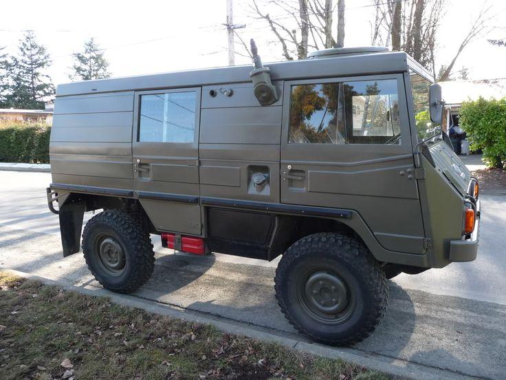 Pinzgauer Mobile