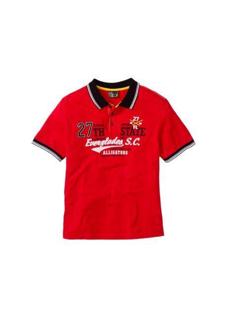 Poloshirt, bpc selection, rood