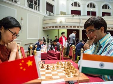 Isle of Man Open Viswanathan Anand's superior tactics stand out in victory over Hou Yifan - Firstpost #757Live