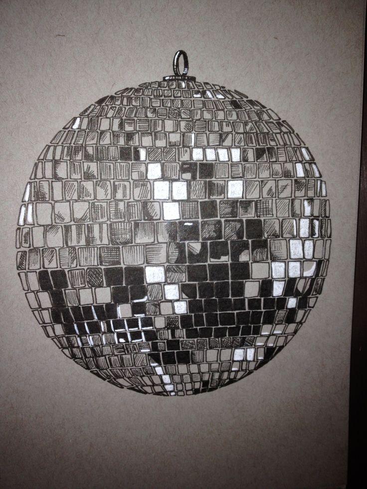 Disco Ball by Gillian Shoemaker