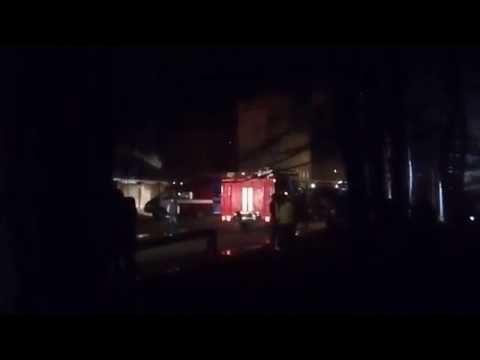 В Кемерове загорелся пивоваренный завод