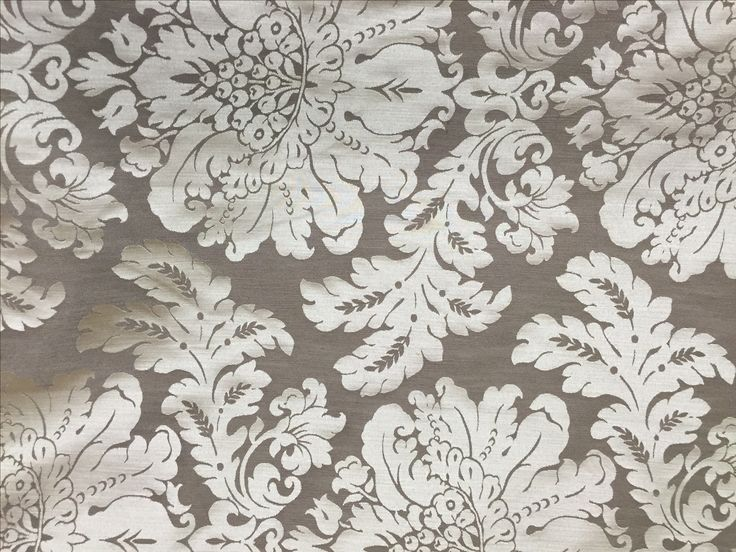 Beacon Hill Weeping Leaves Italian Made Damask Upholstery