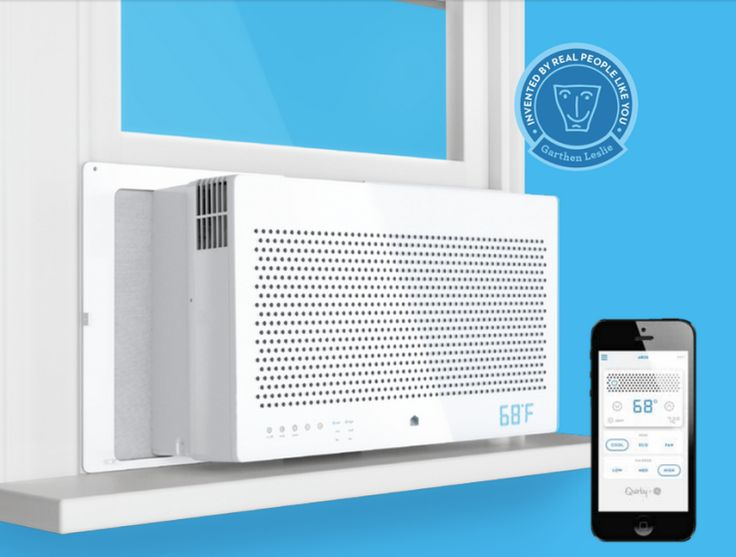 Quirky And GE Show Pity On Those Nest Left Out With A Smart Window AC Unit | TechCrunch