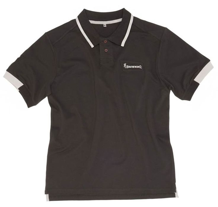 Browning Ultra Polo Shirt in Anthracite